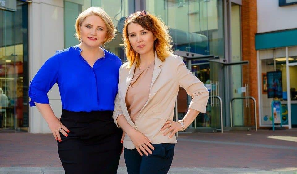 ExcellenceVale Anna Ewa Suska i Matylda Setlak