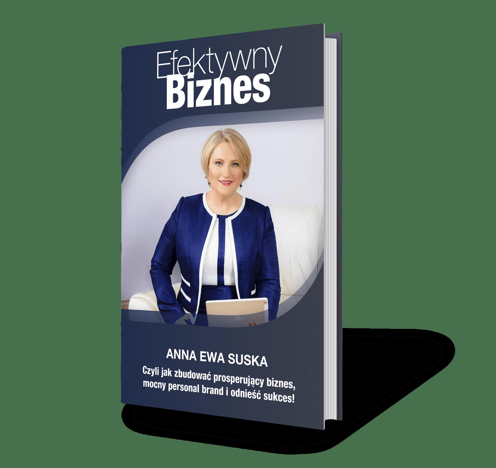 Efektywny biznes Anna Ewa Suska ExcellenceVale