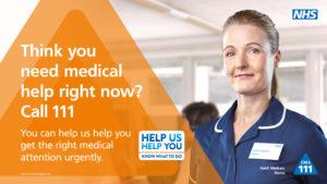 Numer NHS 111 – czy wiesz jak korzystać z infolinii?