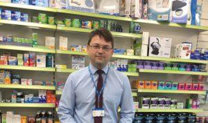 Michal Tokajuk opowiada o swojej roli farmaceuty społecznego