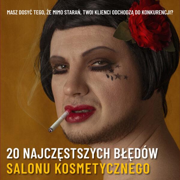 20 najczęstszych błędw salonu kosmetycznego 1
